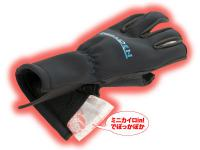 Warming Glove/Naked3  01BK/SV